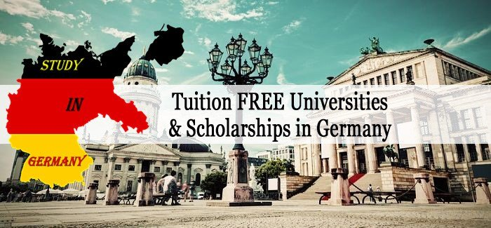 Tuition Free Study in Germany