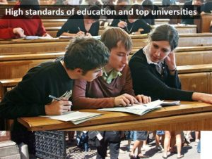 High-standards-of-education-and-top-universities