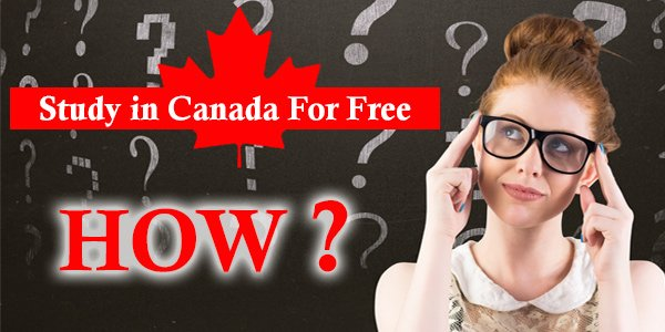 Study-in-Canada-For-Free