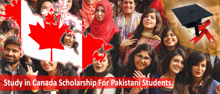 Study-in-Canada-Scholarship-For-Pakistani-Students