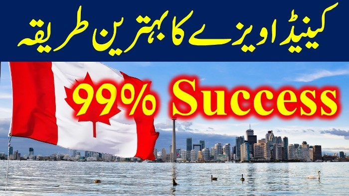 canada visit visa from pakistan