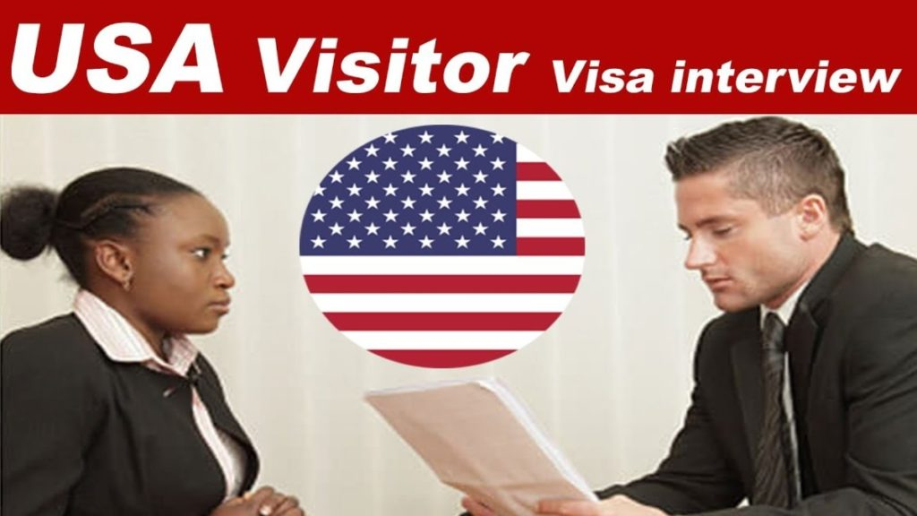 usa visit visa interview