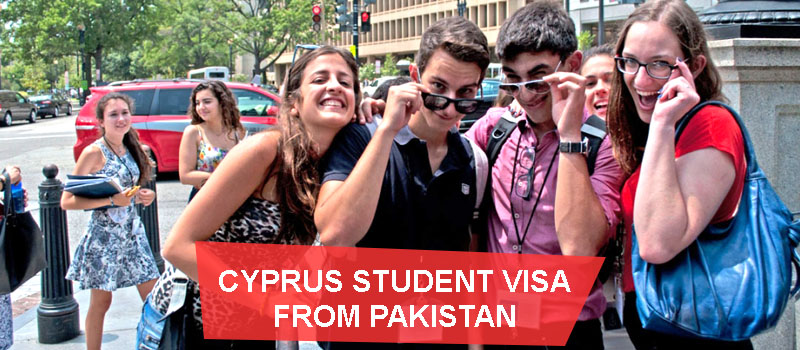 Cyprus Student Visa from Pakistan