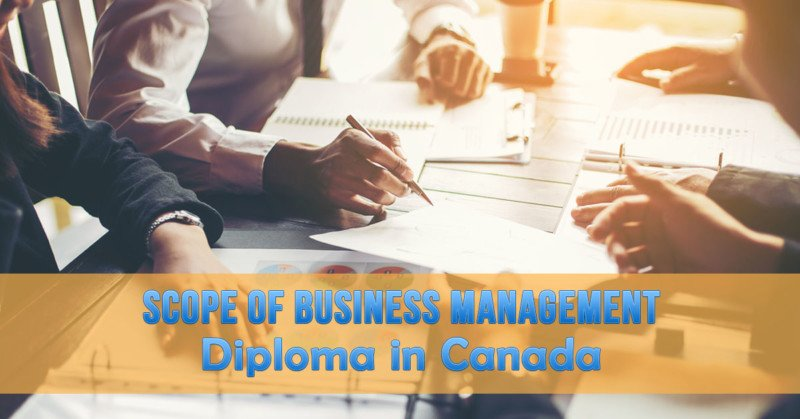 Diploma in Canada