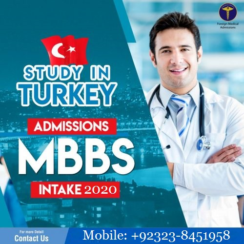 MBBS free in Turkey in 2020
